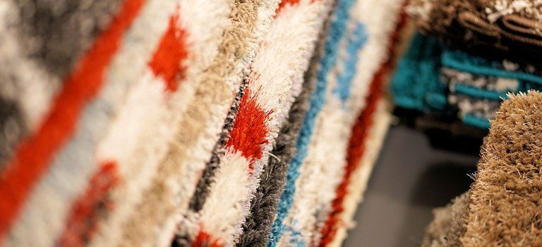 Основни цветове на килимите